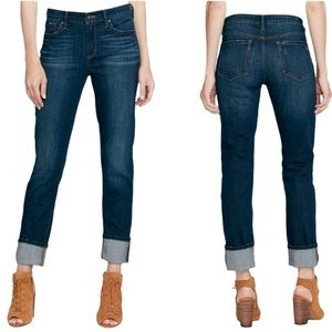 Jessica Simpson Mid Rise Straight Leg Jeans Sz 10